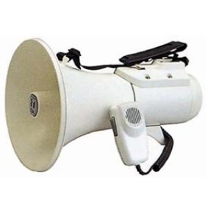電気メガホンショルダー(15W)