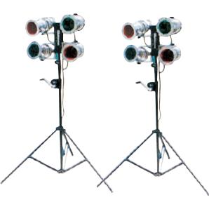 パーライトシステム8灯式